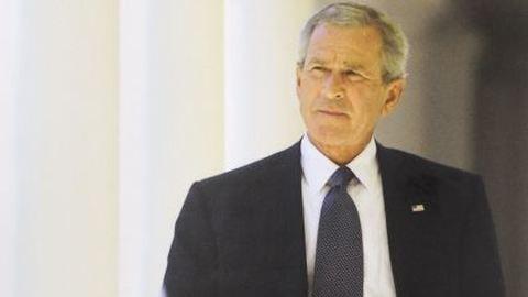 Gyászol George Bush