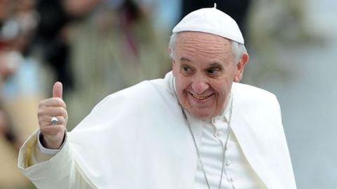 Lemondhat Ferenc pápa