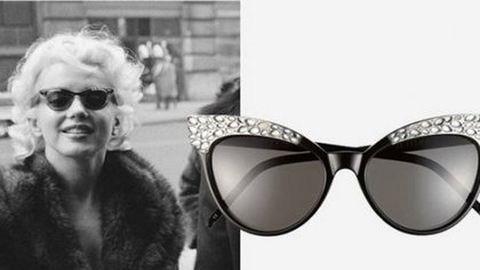 10 ikonikus női napszemüveg
