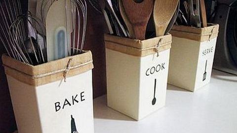 Kreatív tippek: konyhatuning 10 ezer forint alatt