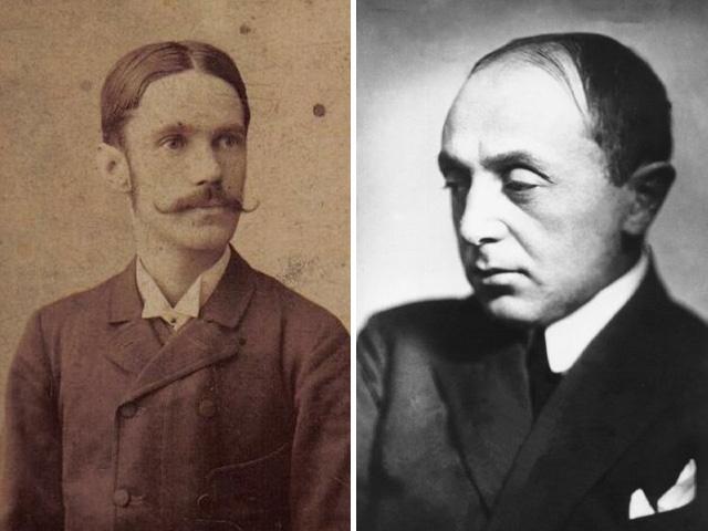 Reviczky Gyula és Szomory Dezső