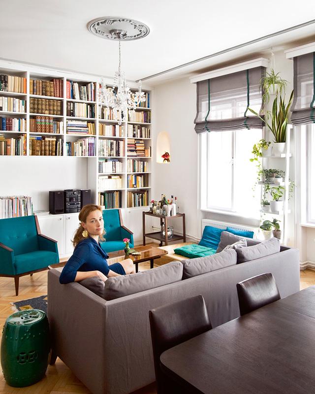 Hogy barandsezik a saját otthonukat a lakberendezők?