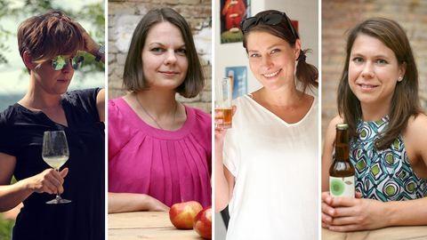 Jó bor, jó sör, jó cider, mind magyar nőktől