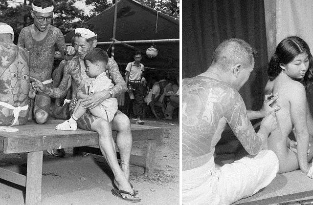 A kínai és a japán tetoválások titkai