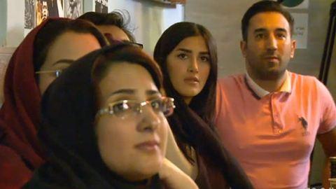 A foci-vb miatt szegnek szabályt az iráni nők
