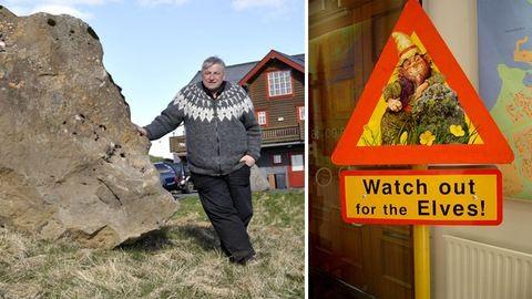 Külön hivatalt kaptak Izlandon a manók