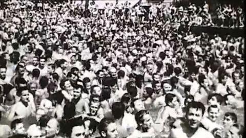 Így vészelték át a fővárosiak a júliusi kánikulát 1957-ben – videó