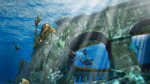Dubajban épül Atlantisz