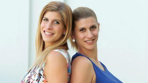 Exkluzív: Béres Alexandra húga is babát vár