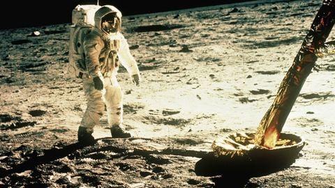 45 éve landolt az Apollo–11 a Holdon – galéria