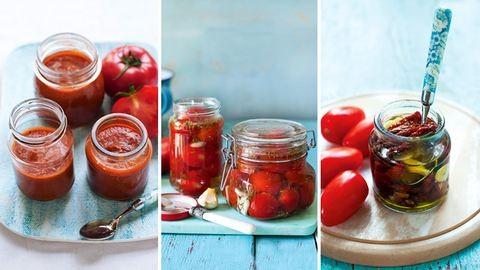Paradicsom: tedd el befőttnek vagy házi ketchupnak!