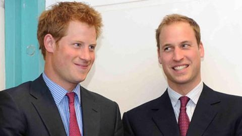 Meghökkentő képek: így fog kinézni Vilmos és Harry herceg 50 évesen