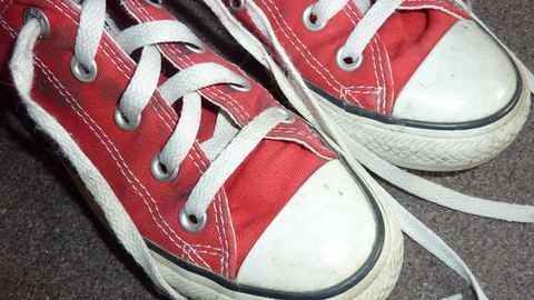 Piros tornacipőben fogok férjhez menni!
