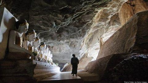 A világ legszebb buddhista barlangtemplomai