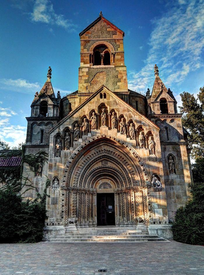 A jáki kápolna Budapesten
