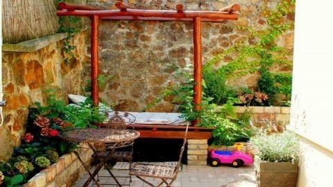 Átalakítás: kerti csalitosból álomkert
