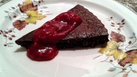 Édeset cukormentesen: csokis kókuszszelet
