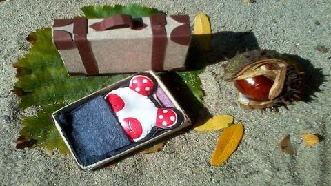 Apró őszi ajándék kicsiknek
