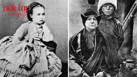 Az első női láma: Alexandra David-Néel