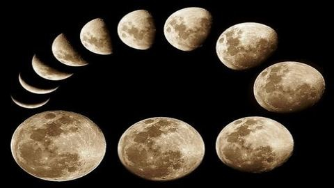 Heti holdnaptár: jönnek a tevékeny napok