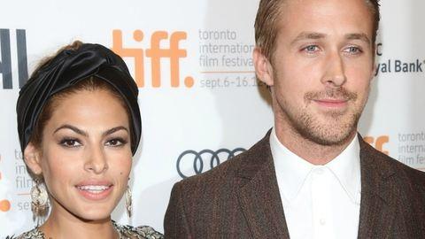 Kislánya született Eva Mendesnek és Ryan Goslingnak