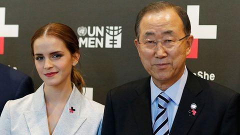 Emma Watson férfiakat akar maga mellett látni