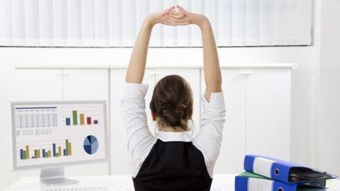 Lazulj az irodában 10 perc tornával!