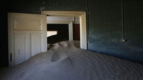 Német szellemváros Namíbiában