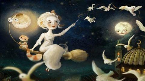 Heti Hold-naptár: légy nyugodt!