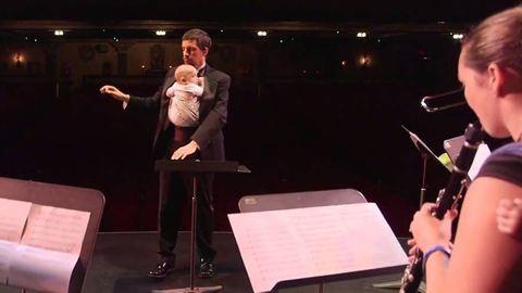 Ilyen koncertet biztos nem láttál még – videó