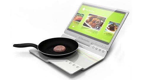 Íme a laptop, amin főzni is lehet - fotók