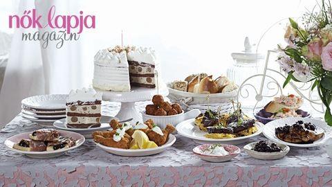 65 éves a Nők Lapja – ünnepeljük együtt egy különleges menüvel!