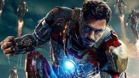 Újra Vasember lesz Robert Downey Jr.