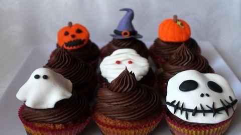 Muffinok halloweenre – ezek félelmetesek!