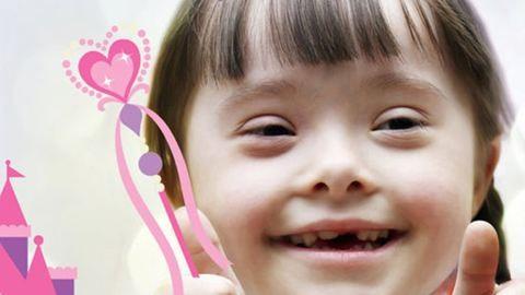 Down-kóros Disney hercegnőért indult petíció