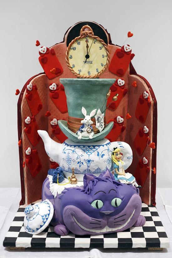 Mind a 36 nyertes tortát kiállítják hétvégén az Iparművészeti múzeumban.