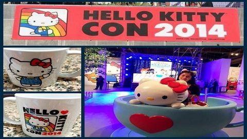 Hello Kitty 40 éves lett!