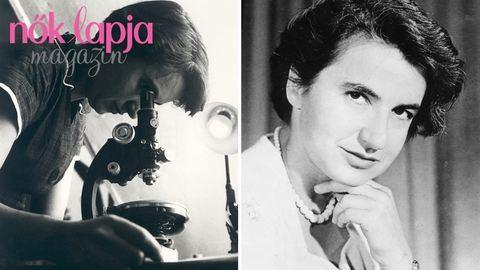 Rosalind Franklin: Ellopták tőle a Nobel-díjat?