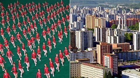 Észak-Korea: jelenetek egy másik bolygóról