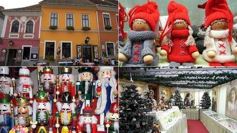 Egy üzlet, ahol mindig karácsony van