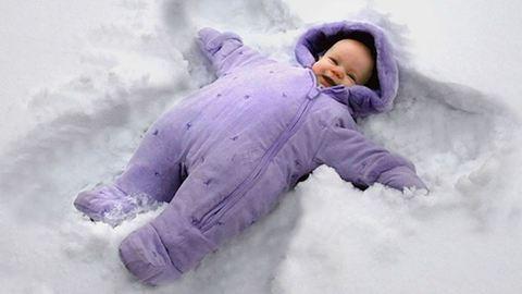Mit adjak a babára téli sétákon?