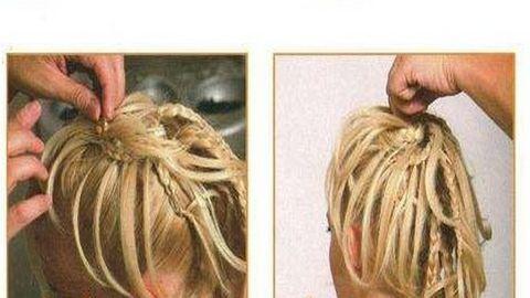 Legyen ma forgószél hajfonatod!
