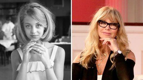 """69 éves """"Aranka"""", vagyis Goldie Hawn"""