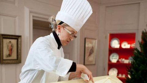 Először van női főcukrásza a Fehér Háznak