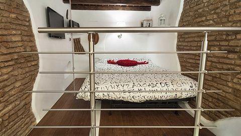 Less be Róma legkisebb lakásába! – bájos fotók
