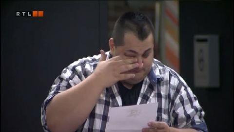 VV7: összeomlott, sírásban tört ki Maci