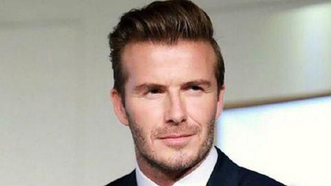Autóbaleset érte David Beckhamet és kisfiát