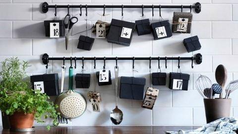 10 kreatív adventi kalendárium a konyhából