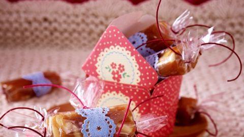 Házi karamell, a legédesebb ajándék