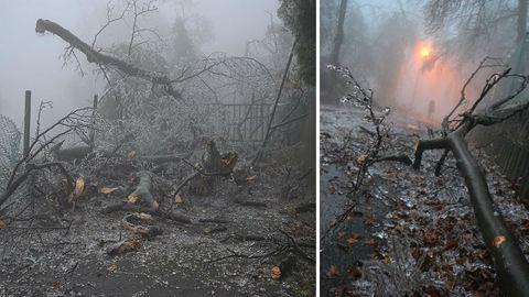 Ónos eső: áram és víz nélkül maradtak sokan a fővárosban és Nagykovácsiban